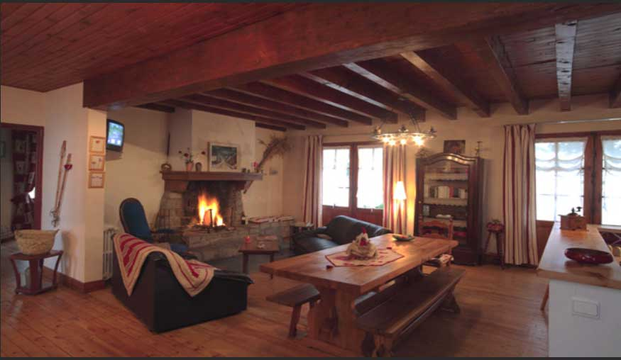 chalet champote, Formiguères