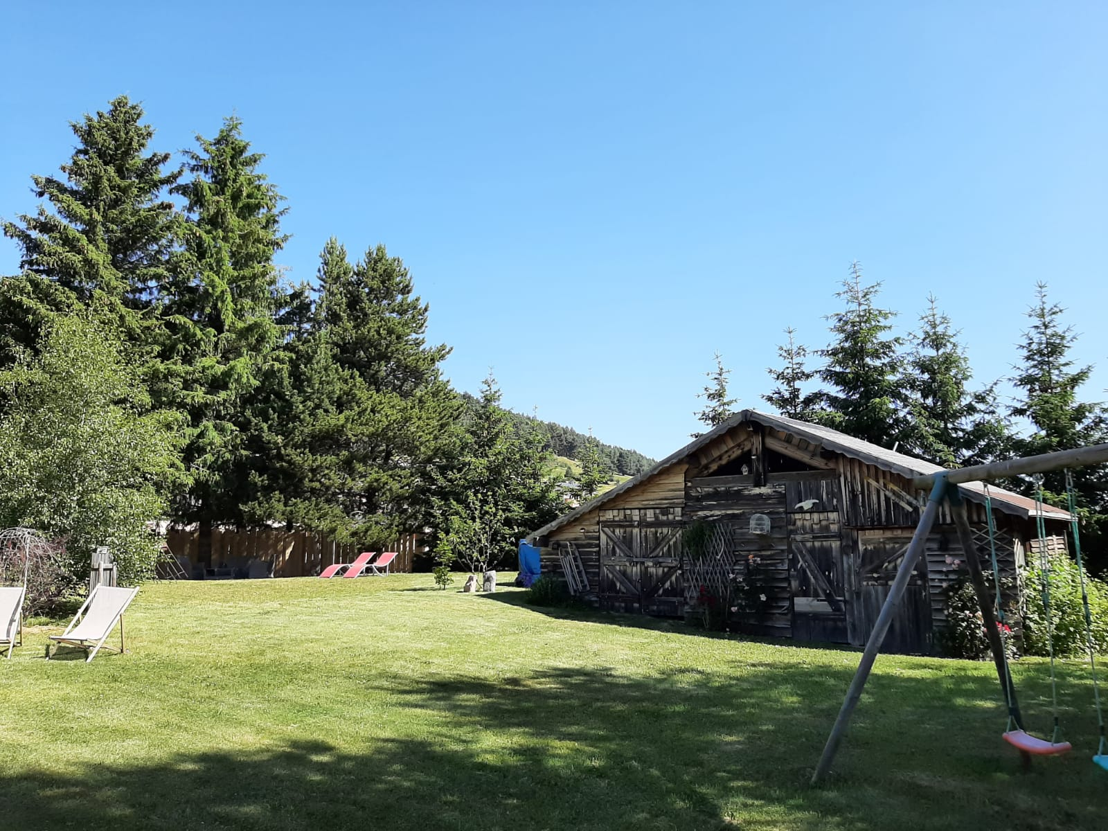 Chalet Champote